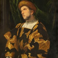 Portrait of a Young Nobleman by Romanino