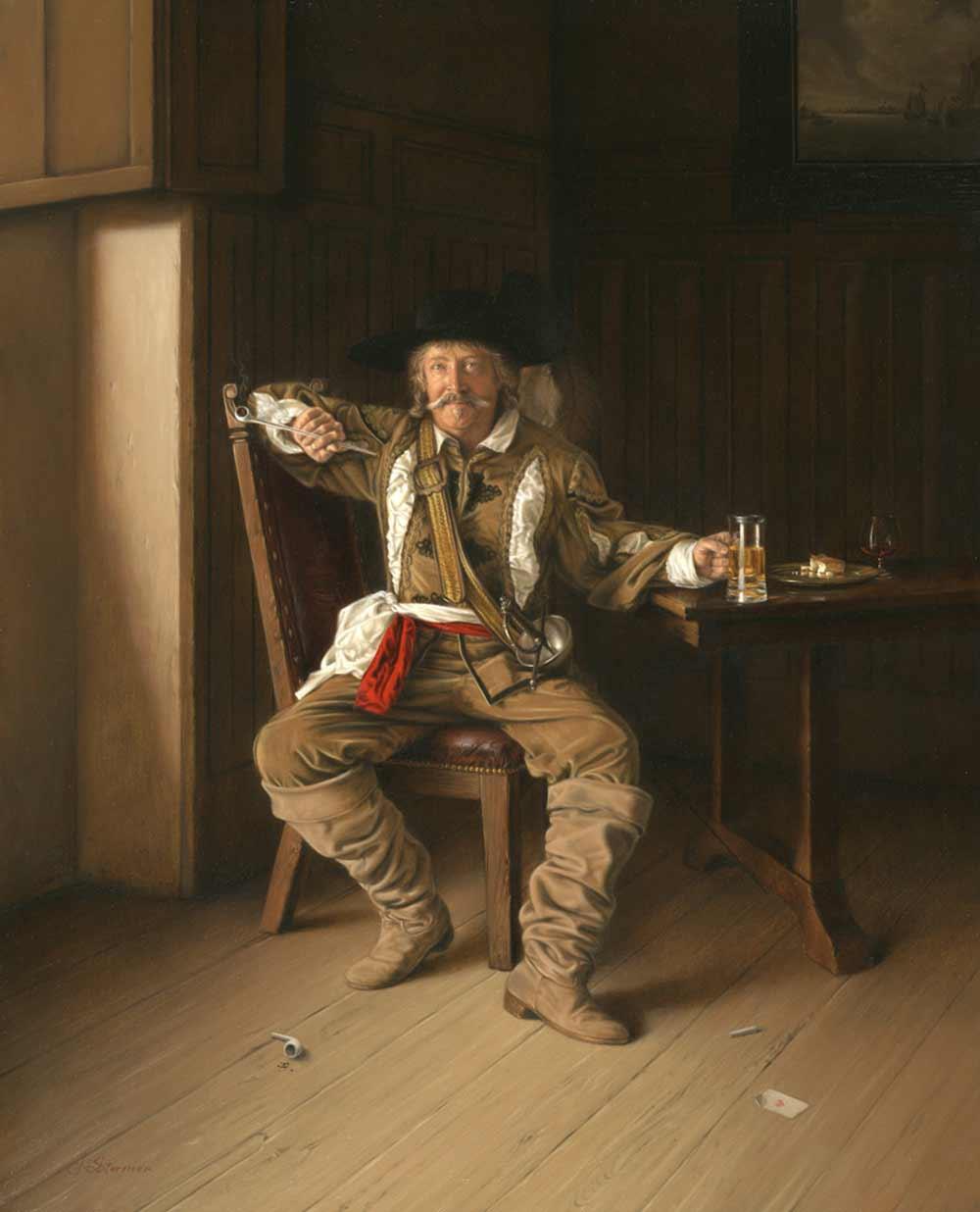 Cavalier Self by Jeremiah Stermer