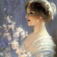 Portrait of a Lady by Hans Schlimarski