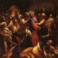 The Betrayal of Christ by Giuseppe Cesari