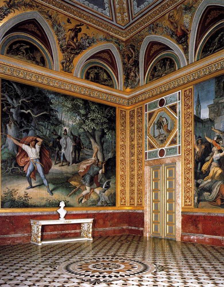 Decoration by Julius Schnorr von Carolsfeld