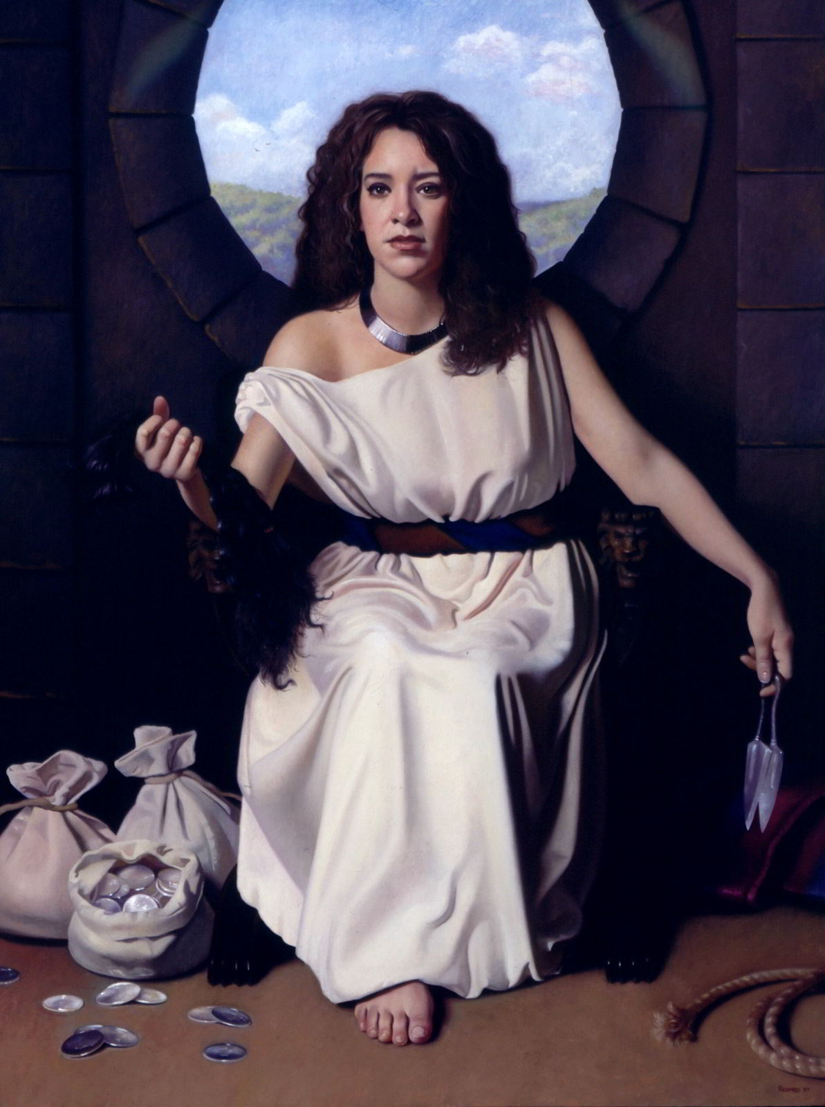 Delilah by Kirk Richards
