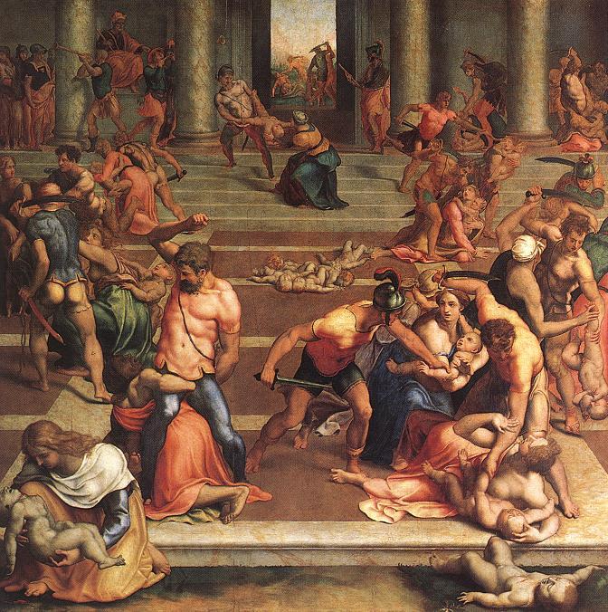 The Massacre of the Innocents by Daniele Ricciarelli