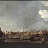 The Bacino di San Marco by Johann Richter