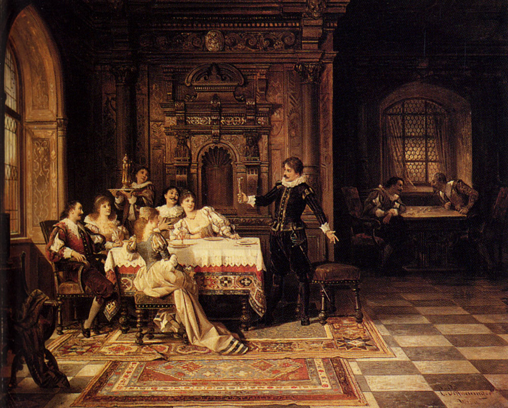A Toast by Carl Schweninger, Jr.