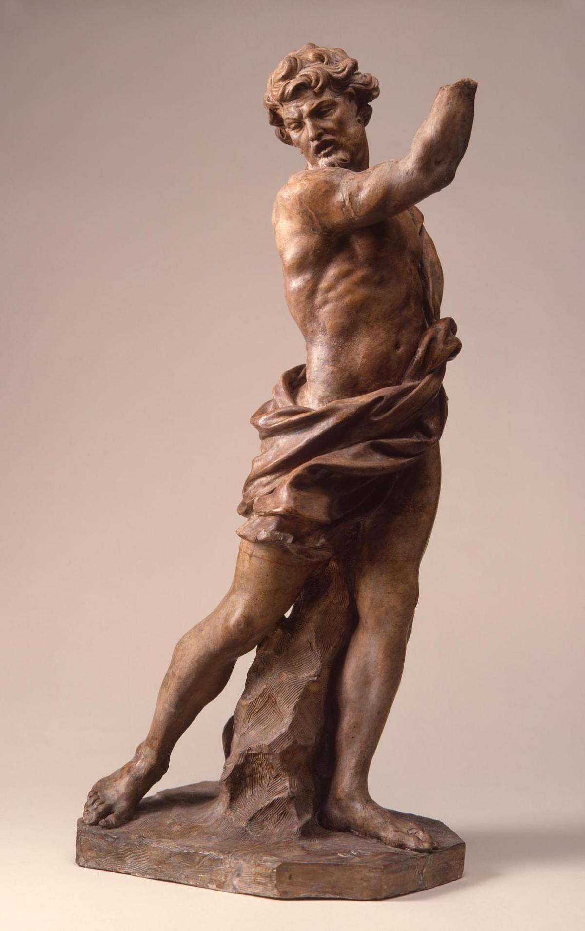 An Executioner by Alessandro Algardi