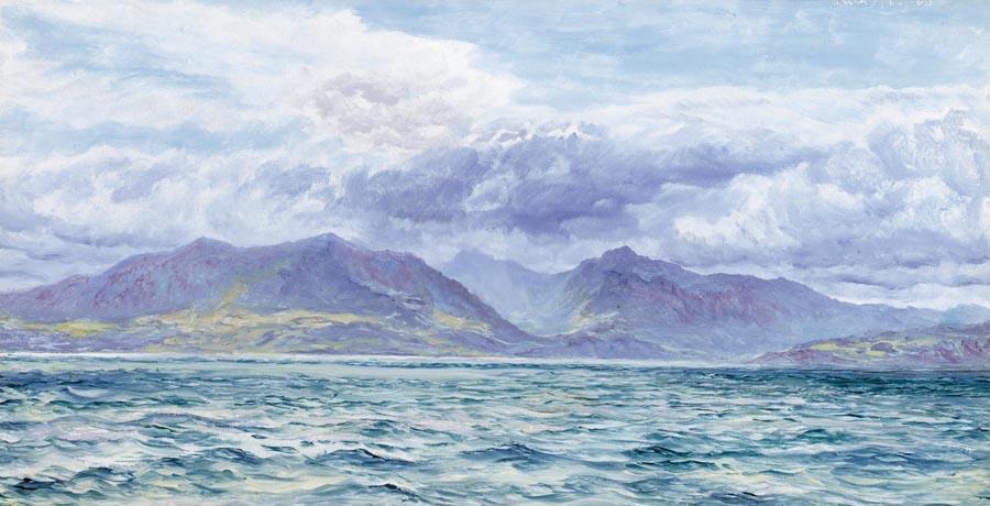 Arran by John Brett
