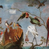 Concert of Birds by Frans Snyders