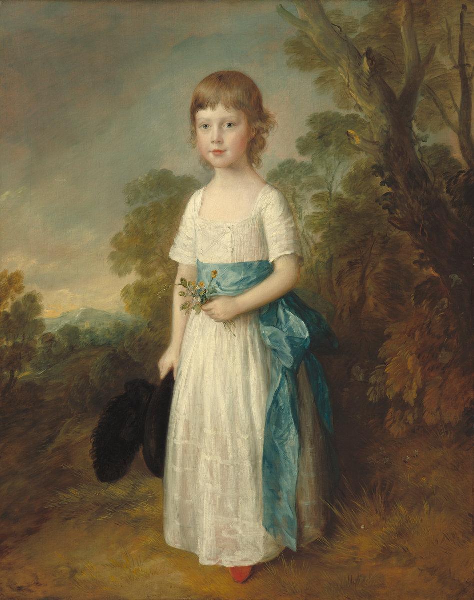 Master John Heathcote by Thomas Gainsborough