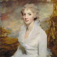 Miss Eleanor Urquhart by Sir Henry Raeburn