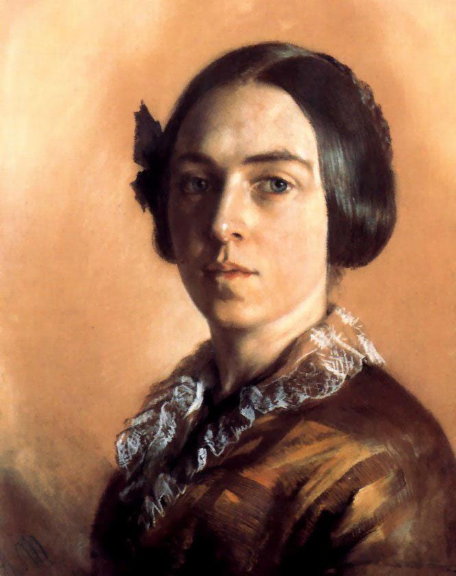 Portrait by Adolph von Menzel