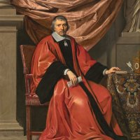 Portrait of Omer Talon by Philippe de Champaigne