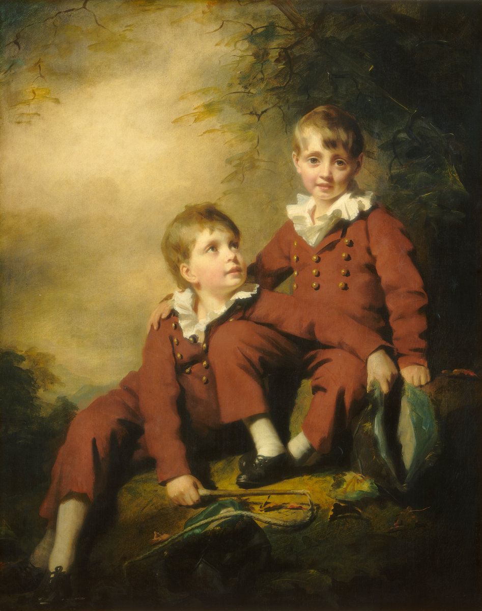 The Binning Children by Sir Henry Raeburn