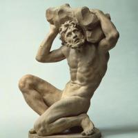 Titan by Alessandro Algardi