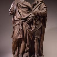Two Saints by Alessandro Algardi