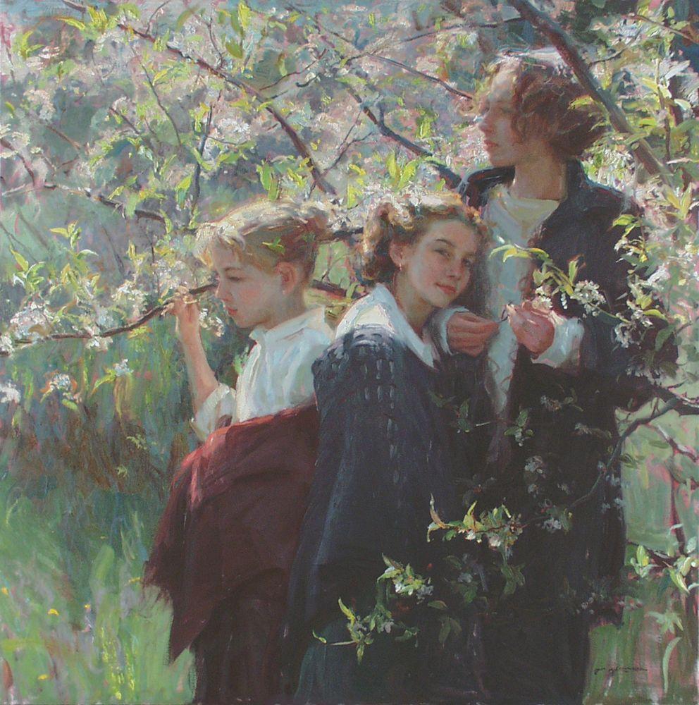 May Morning by Daniel F. Gerhartz