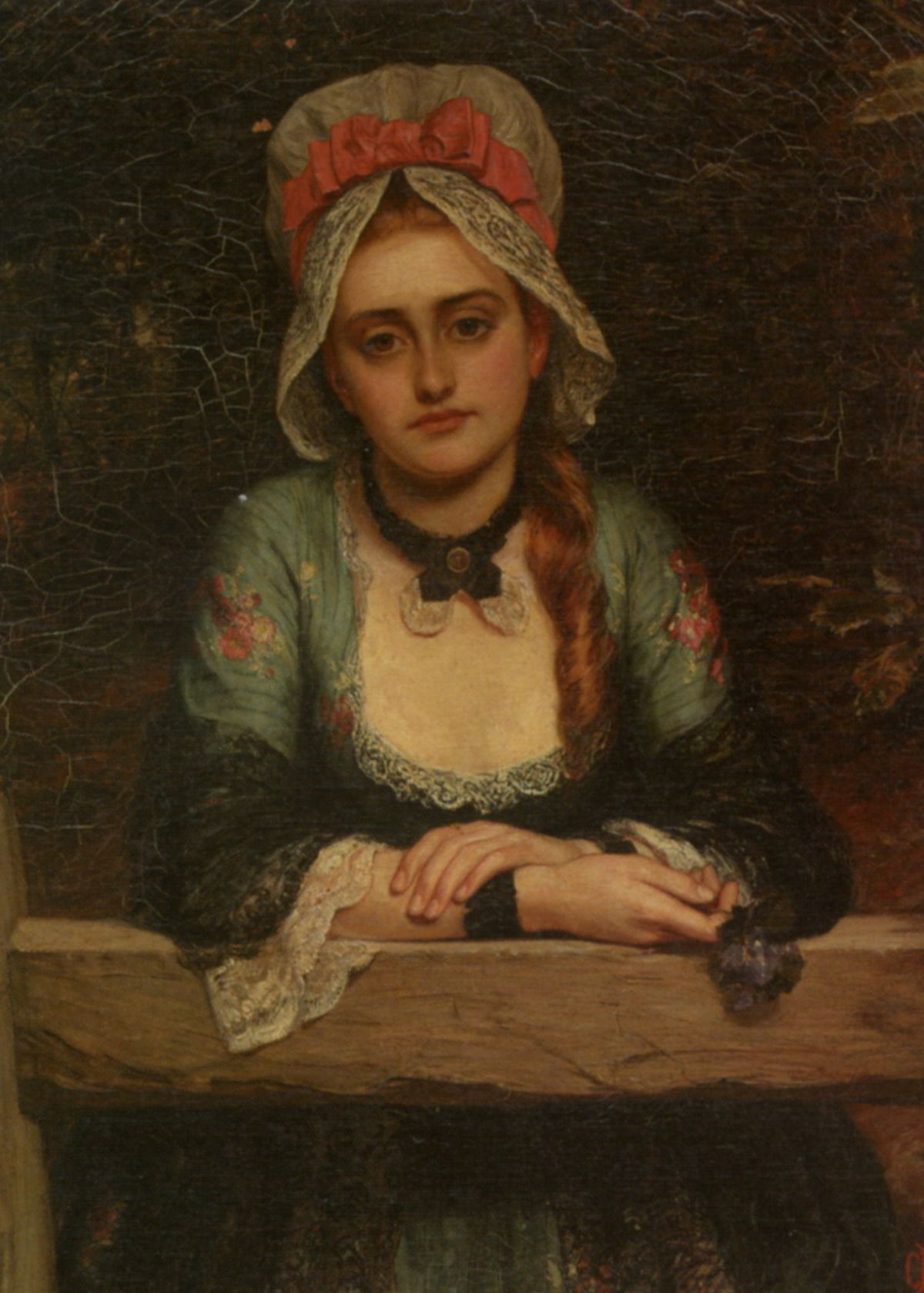He Loves Me He Loves Me Not by Charles Sillem Lidderdale