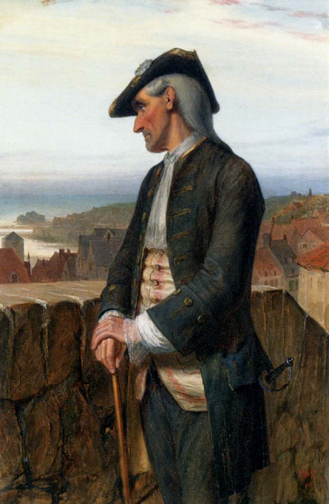 The Exiled Jacobite by Charles Sillem Lidderdale