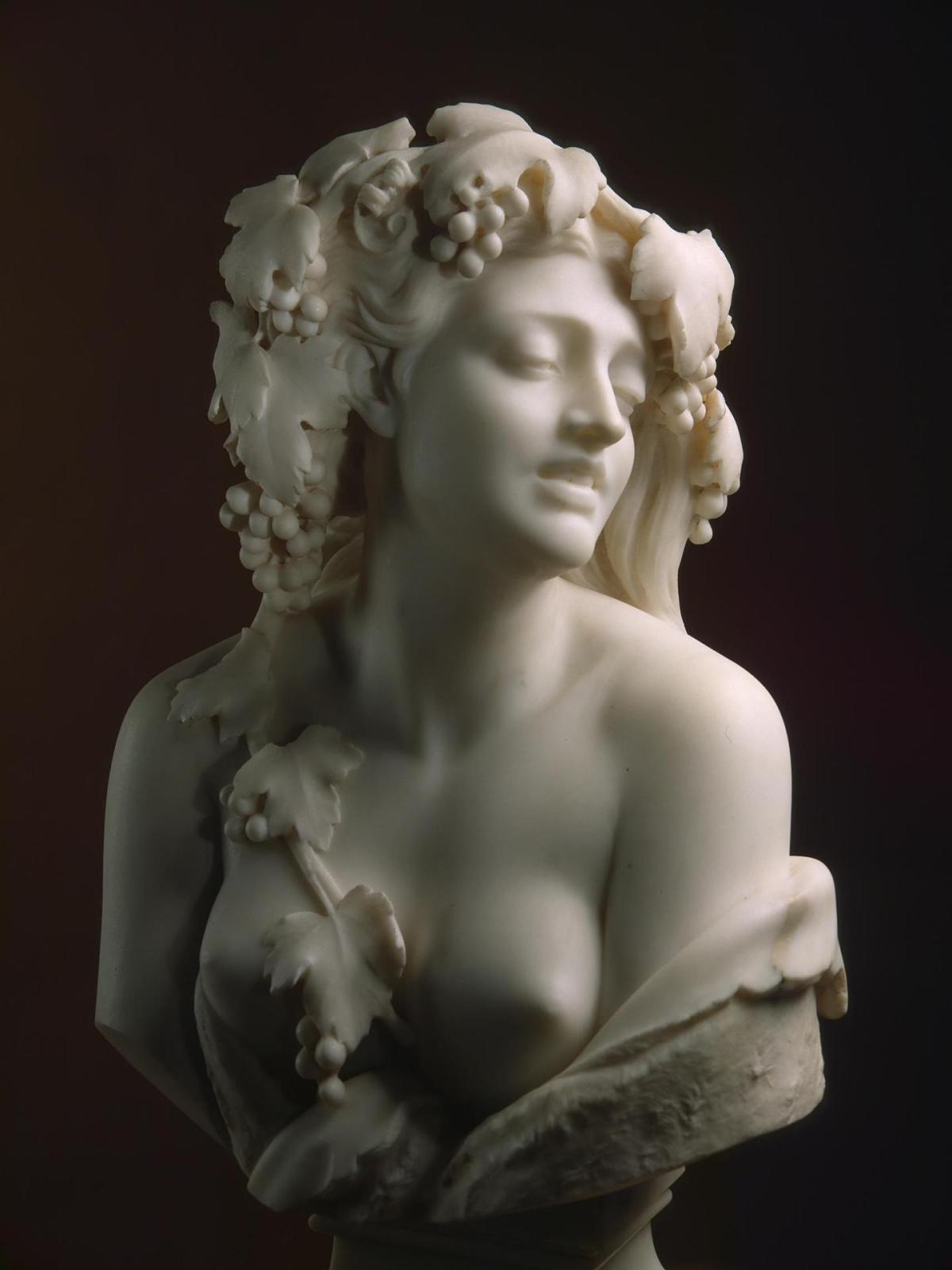 Bacchante by Prosper d'Epinay