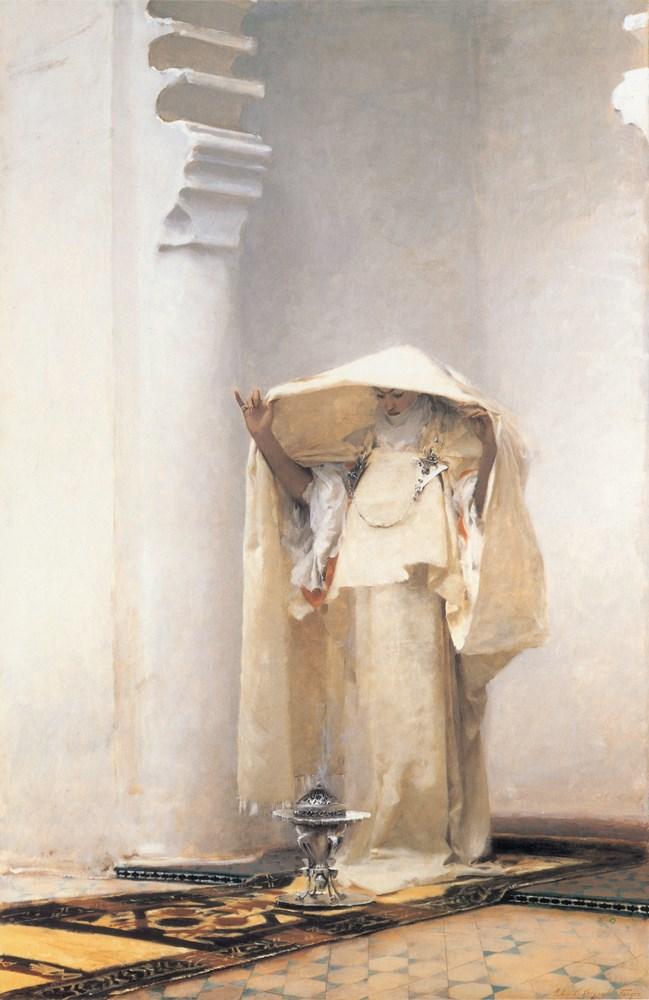 Fumée d'Ambris Gris by John Singer Sargent