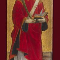 St Stephen the Martyr by Vincenzo Foppa