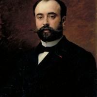 Portrait du Professeur Paul Redard by Edouard Bernard Debat Ponsan
