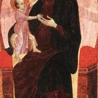 Gualino Madonna by Duccio di Buoninsegna