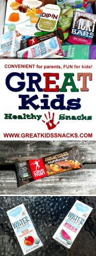 8 Things to Know About the Great Kids Healty Snacks Subscription Box