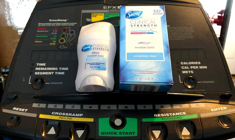 Secret Clinical Strength Deodorant - Completely Clean (2)