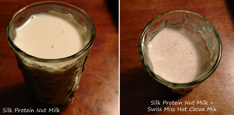 Silk Protein Nut Milk