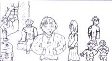 Chemical World Manga Detail 2 by Daniel McLachlan