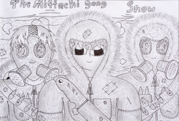 Show: The Mittachi Gang by Daniel McLachlan