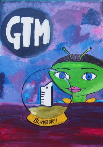 GTM poster by Emily McLean
