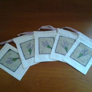 vrecká kolekcia Levanduľa
