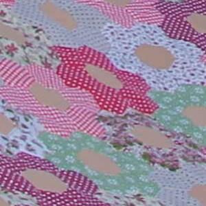 ručne šitá patchworková deka