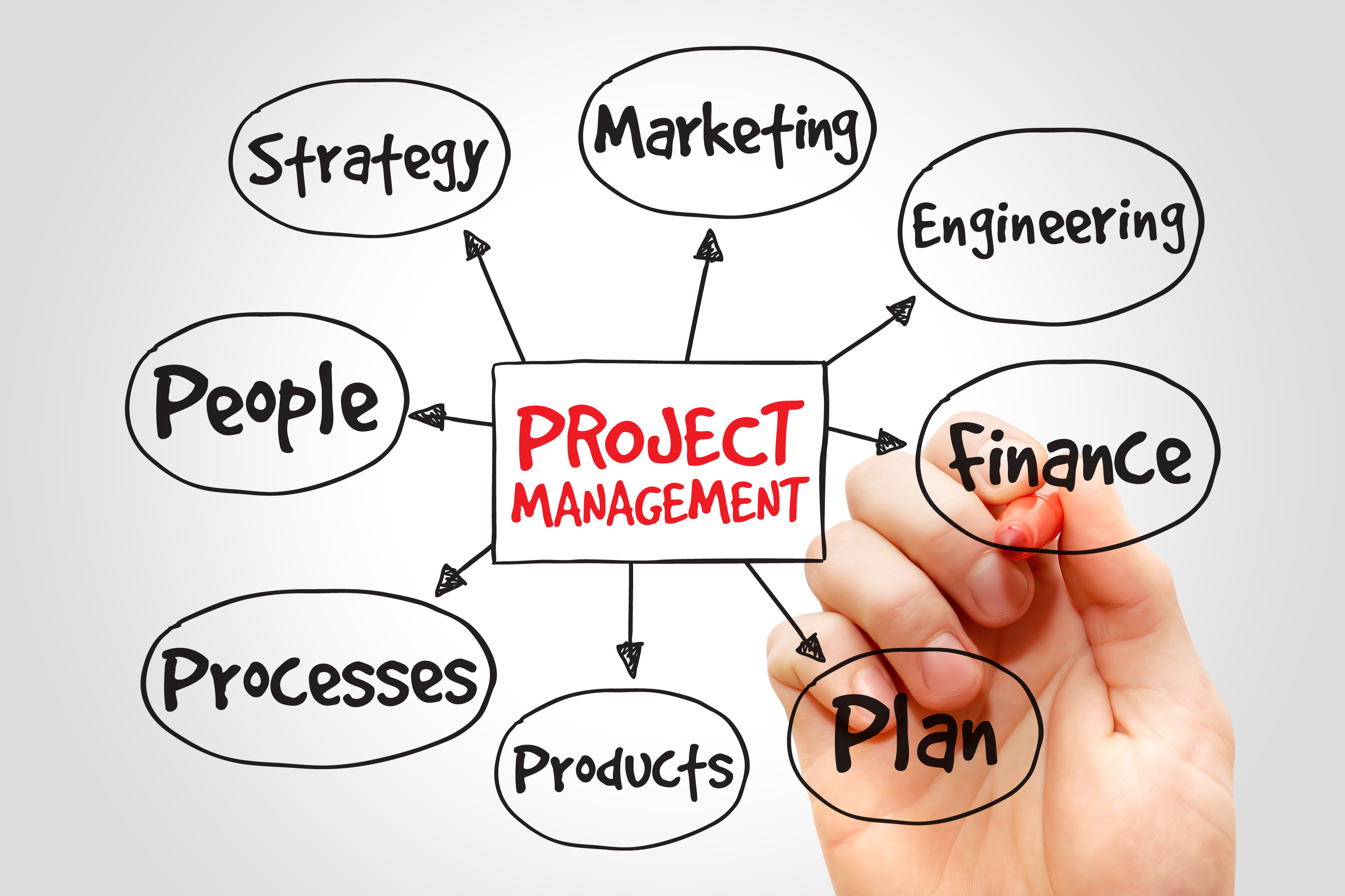how to get started with your project when you are not a project manager