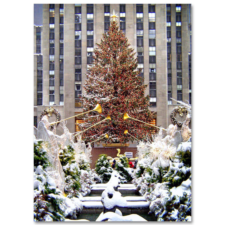 NYC Christmas Boxed Cards Art Photo Web Studio