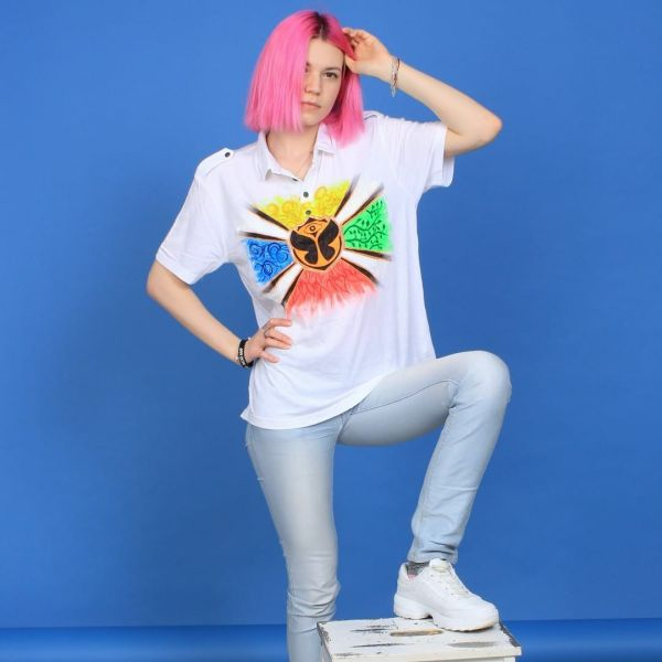"T-shirt ""Tomorrowland"""