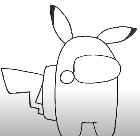 FireShot Capture 218 How to Draw AMONG US Pikachu Game Skin Pokemon YouTube www.youtube.com