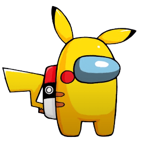 FireShot Capture 209 How to Draw AMONG US Pikachu Game Skin Pokemon YouTube www.youtube.com removebg preview