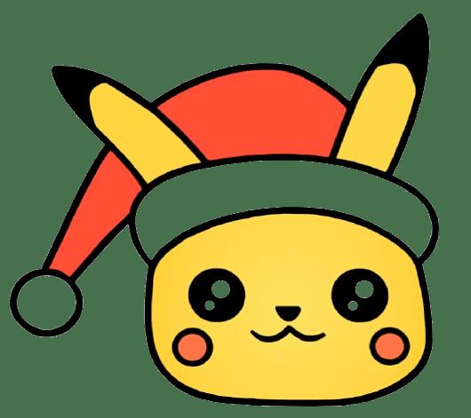 HOW TO DRAW CUTE CHRISTMAS PIKACHU 6 17 screenshot removebg preview