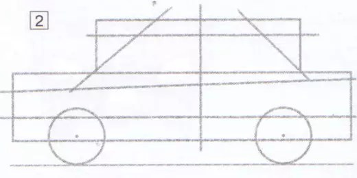 how to draw car 2