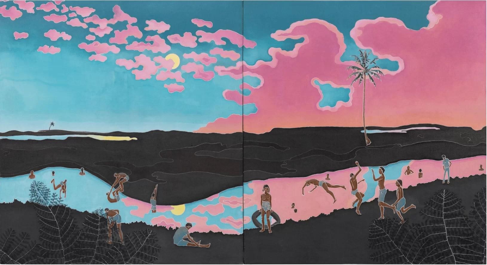 Gazelli Art House Presents Curtain Twitching | Art Plugged