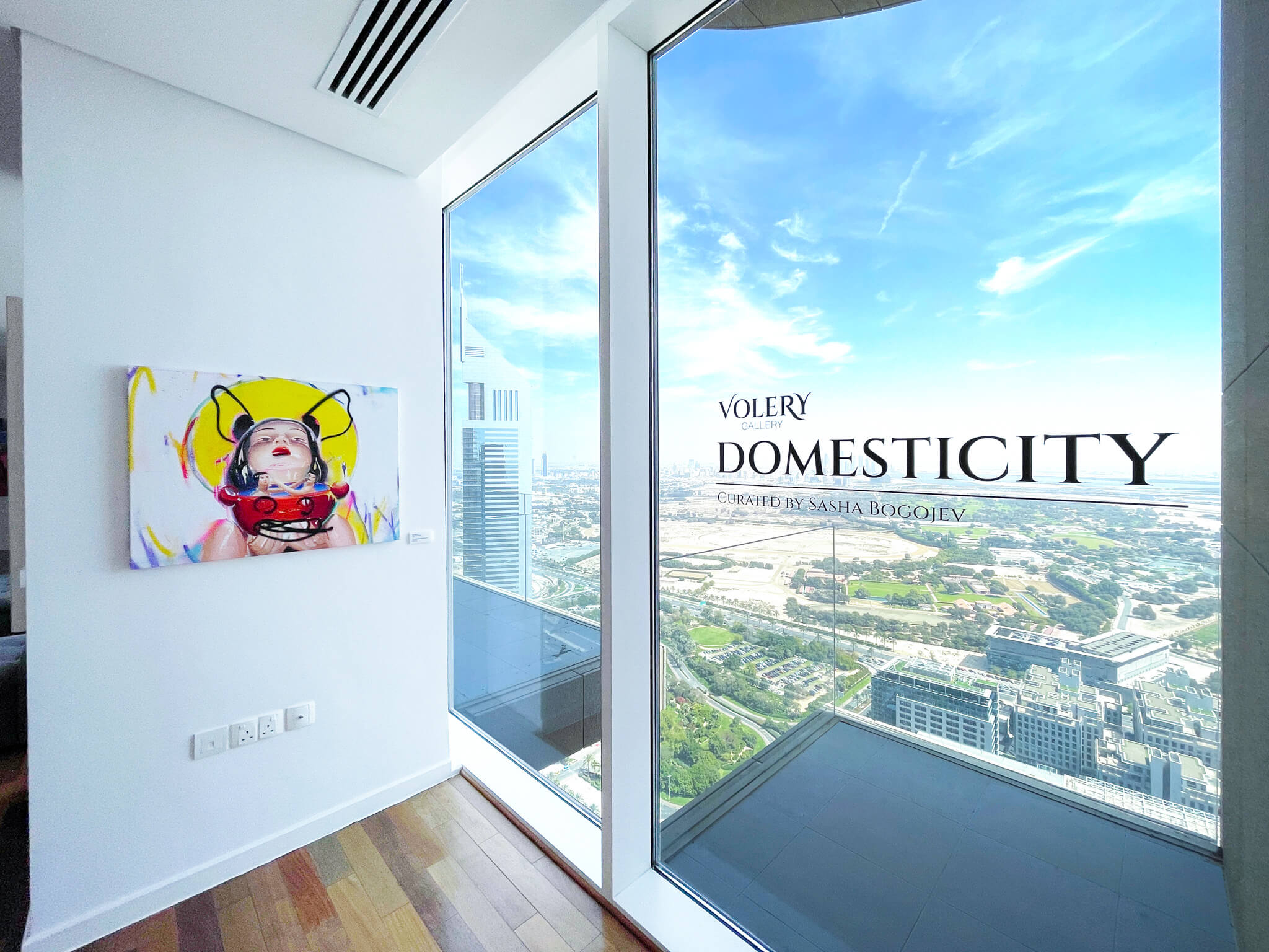 Domesticity Curated By Sasha Bogojev | Art Plugged