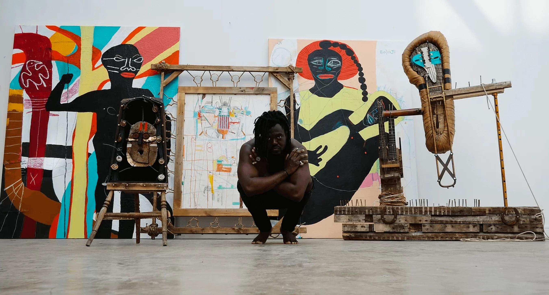 Adébayo Bolaji The Artistic Language Of Storytelling | Art Plugged