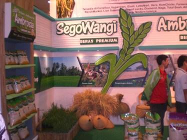 Sego Wangi Booth @ JCC