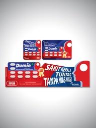 Branding design for Dumin