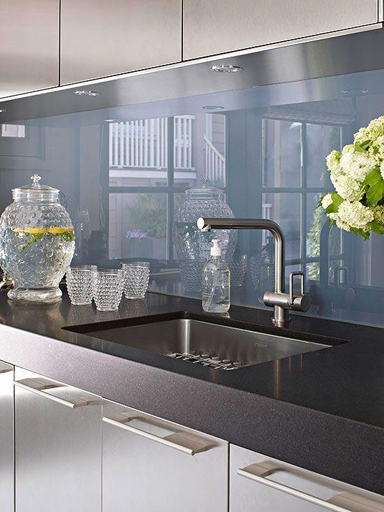 Фартуки для кухни, фото современных скинали, идеи дизайна