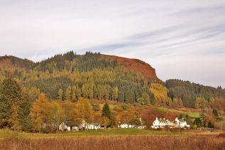 蘇格蘭的地景(Braeval, Aberfoyle)