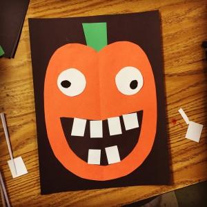 Silly Pumpkin